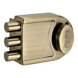 Tribolt Lock
